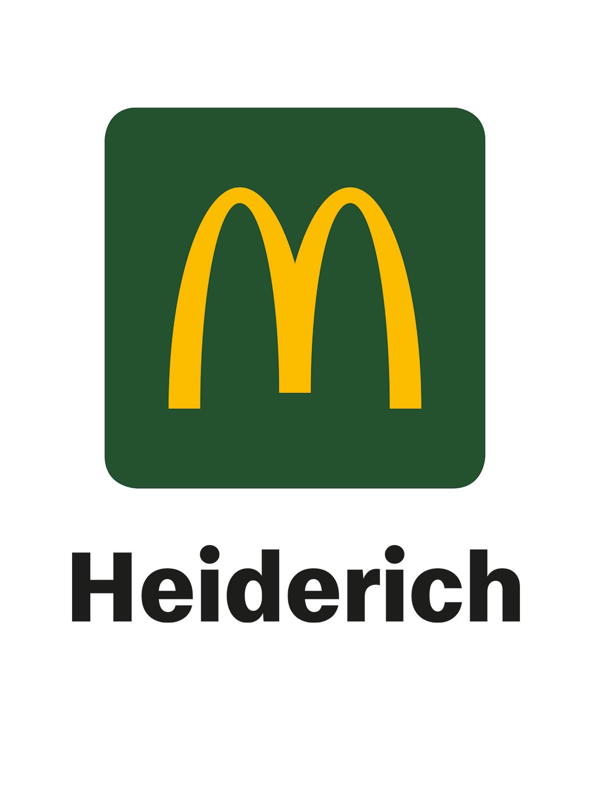 McDonald's Heiderich in Bielefeld und Paderborn